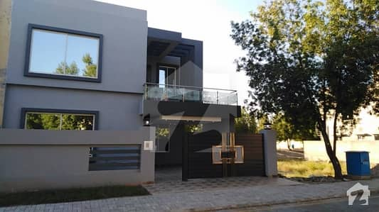 10 Marla Brand New House With Basement For Sale In Bahria Orchard