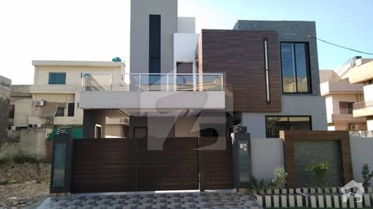 Brand New 10 Marla House For Sale In Wapda Town