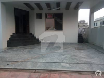 One Kanal Brand New House For Sale In Dha Phase 2 Islamabad