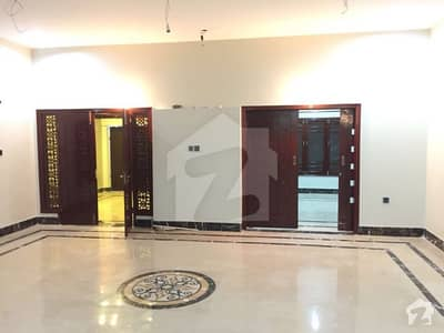 Gulshan E Kaneez Fatima Block 1 - Brand New 1st Floor Portion For Rent West Open