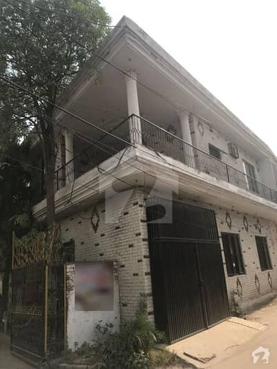 6 Marla Corner Old House For Sale On Attractive Price