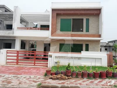 10 Marla heighted location brand new House available for sale Near Main Entrance