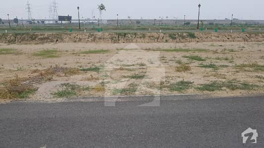 1 Kanal Cheapest Plot Ready to Build house NEar to Park
