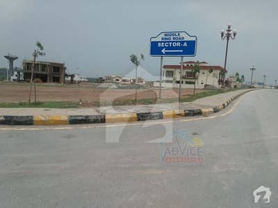 Bahria Town Phase 8 Block A 10 Marla Plot for Sale