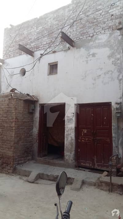 House Is Available For Sale - Usman Town Millat Road
