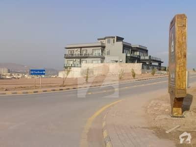 J 10 marla plot for sale bahria enclave isb