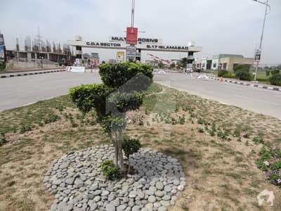1 Kanal Plot In Block E B17 Islamabad For Sale