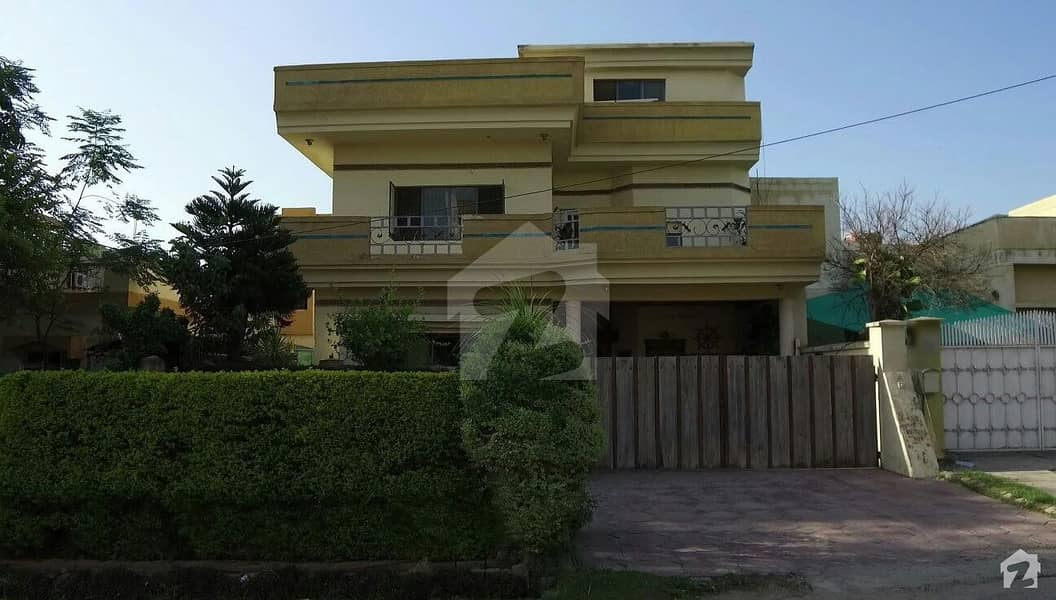 Beautifully Designed Double Storey House With A Plus Quality Construction For Sale