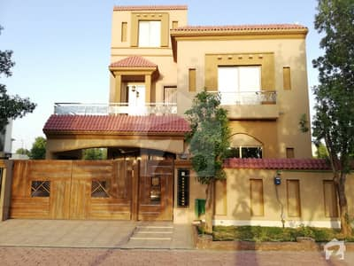 10 Marla Facing Park Brand New House For Sale In Overseas B Ext  Bahria Town Lahore