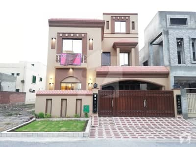 8 Marla Brand New House For Sale In Umar Block Sector B Bahria Town Lahore