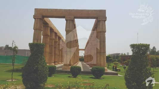 10 Marla Plot For Sale In Bahria Orchard Phase 1 Central