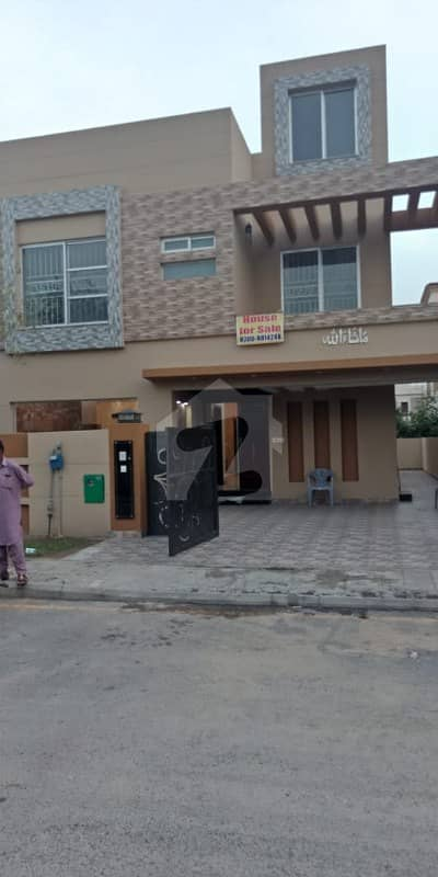 10 Marla Corner House For Sale In Shaheen Block Bahria Town Lahore