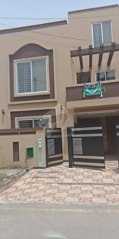5 Marla House Available At Very Low Price In Bahria Town Block BB Lahore