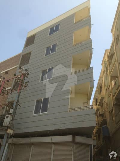 Apartment is available for sale in DHA phase 7