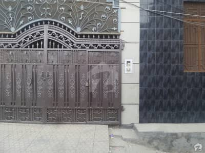 Triple Storey Beautiful Corner House For Sale At Saith Colony, Okara