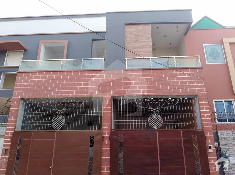 6 Marla Triple Storey Best Location House For Sale