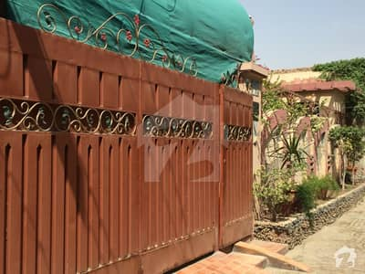 10 Marla House For Sale In Posh Area Of Sahiwal