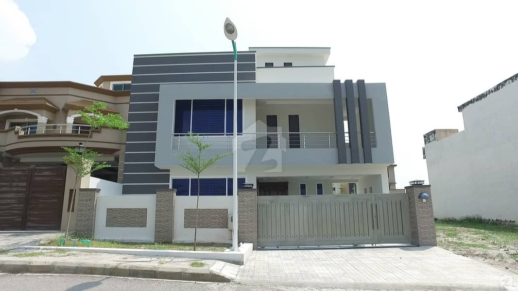 Brand New House Is Available For Sale In Block C Phase 8 Bahria Town Rawalpindi
