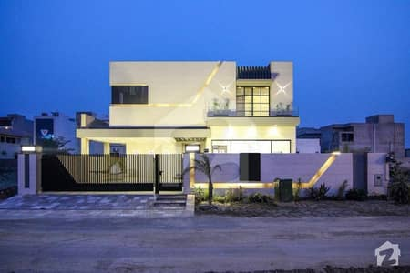 Magnificent 1 Kanal Ultra Modern Brand New Luxury House For Sale