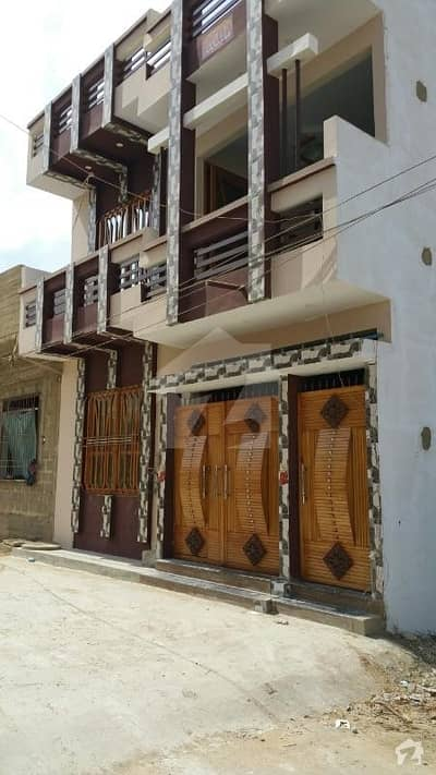 Brand New House For Sale Ground + 1 Floor