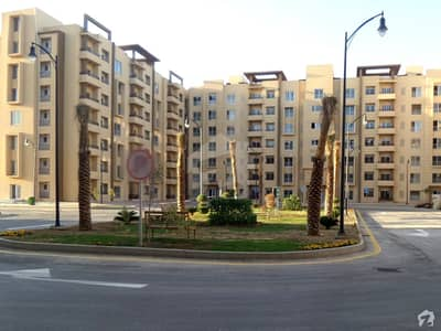 West Open Corner And Jinnah Facing Flat For Sale In Tower 26