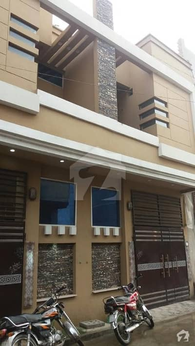 3 Marla Double Unit Brand New House For Sale