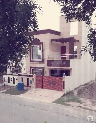5 Marla New House For Sale  We Build On Your Demand
