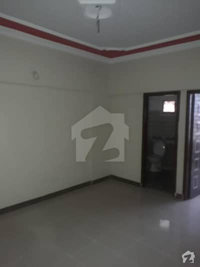 Nazimabad No21345 New 3 Bedroom Flat Available For Rent