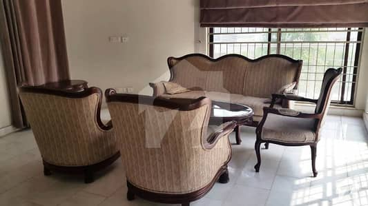 1 Kanal Fully Furnished  Beautiful Spanish Modern Luxury Lower Portion for Rent In DHA Phase VI