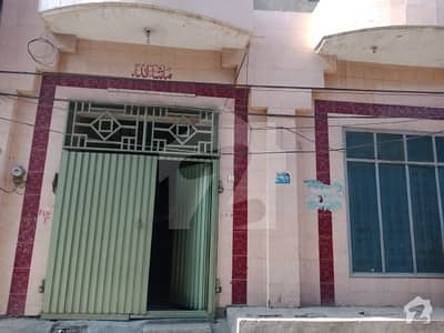 4. 5 Marla House For Sale On Sargodha Road