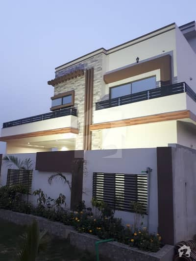 1 Kanal Brand New House at Ideal Location For Sale
