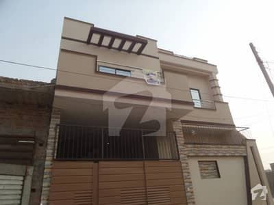 Brand New Doube Storey House Is Available For Sale