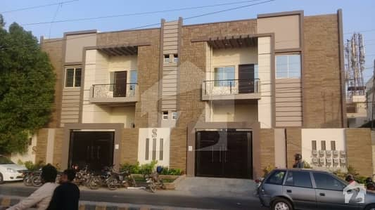 4 Bed  2nd Floor With Roof   Ground Floor Portion  Brand New