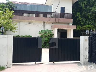 Outstanding 4 Kanal Corner House Is Available For Sale In Cavalry Ground Block A Street 5