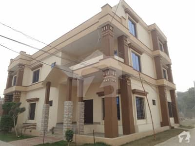 Triple Storey Corner Bungalow Is Available For Sale