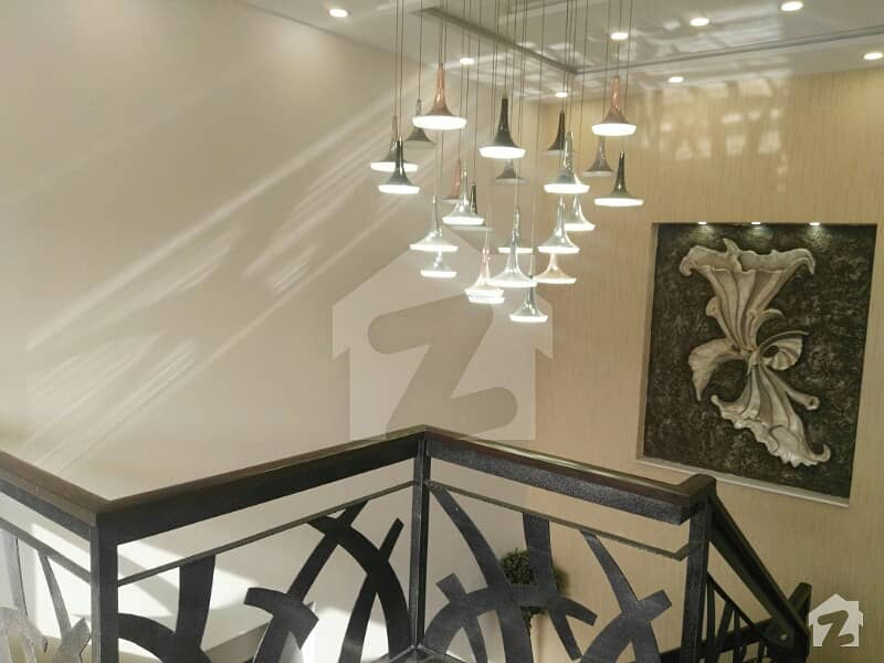 9 Marla Luxury Modern House For Rent In State Life Housing Society