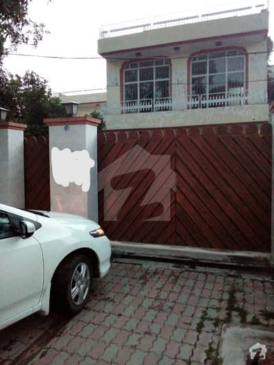 26 Marla Sami Commercial Double Story House for sale