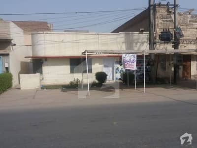 10 Marla Commercial House Is Available On Main Road Mumtazabad Multan