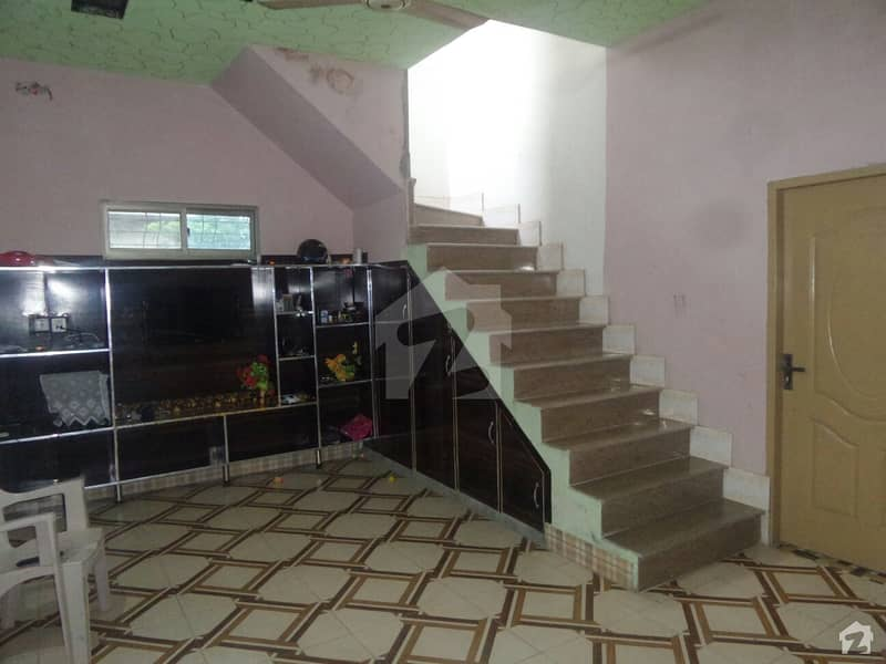 Double Storey Beautiful House Available For Rent At Jawad Avenue, Okara