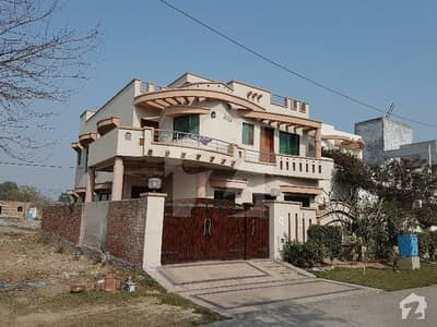 10 Marla Facing Park House For Sale In Dha Phase 8
