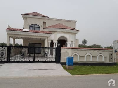 22 marla brand new house for sale in DHA phase 8