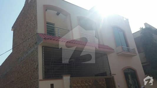 6 Marla  Brand Double Storey House For Rent In Sajid Awan Town