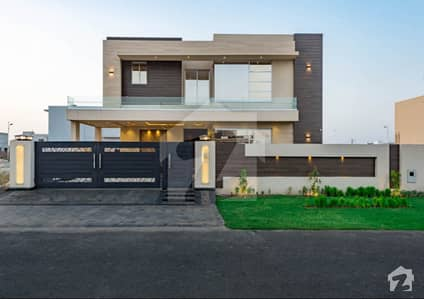 1 Kanal Brand New House For Sale Exotic Royal Palace In Dha Phase 6