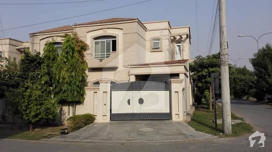 7 Marla Corner 60 Ft Road House For Sale