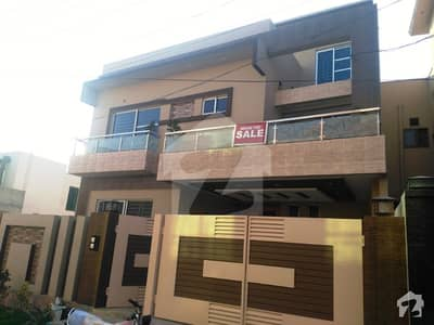 Nasheman-e-Iqbal Phase 1 10 Marla Brand New Beautiful House Is Available For Sale