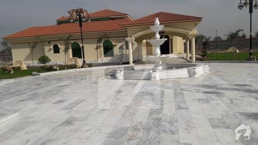 14 Kanal Luxurious Farmhouse For Rent Located Burki Road