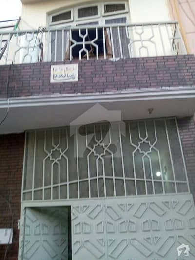 House Is Available For Sale In Harbanspura Canal Road