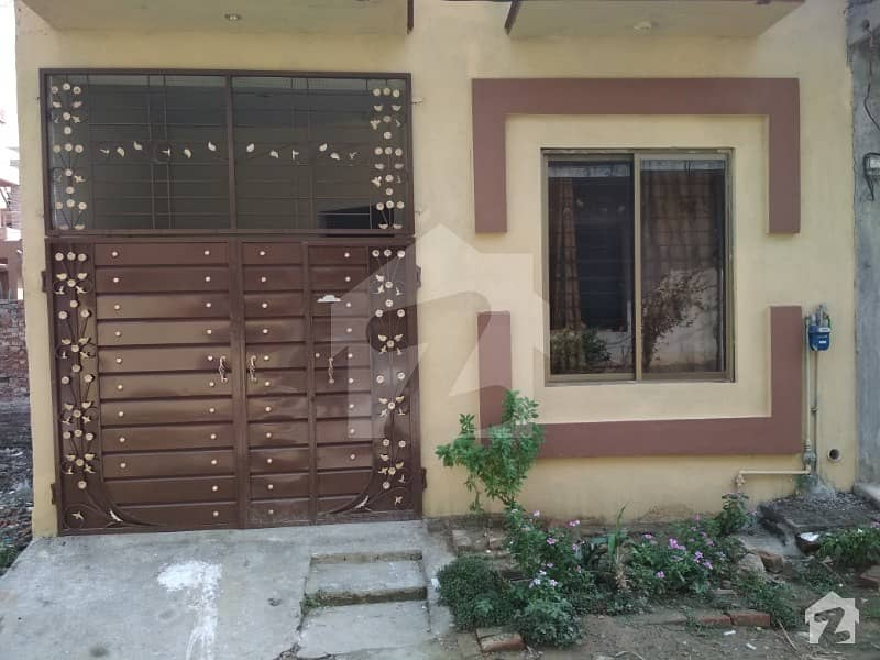 3 Marla Beautiful House For Sale In Ali Alam Garden
