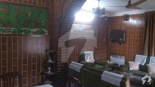 1 Kanal Used House For Sale In Model Town K Block