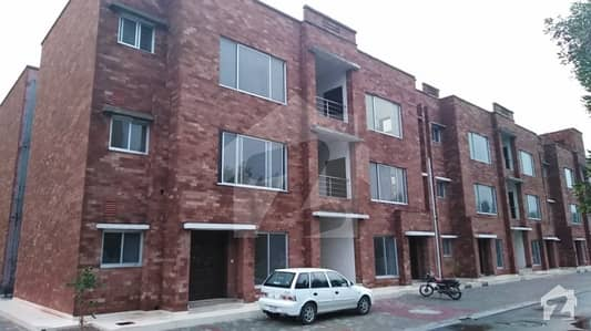 2 Beds Flat File For Sale in D Block Bahria Orchard
